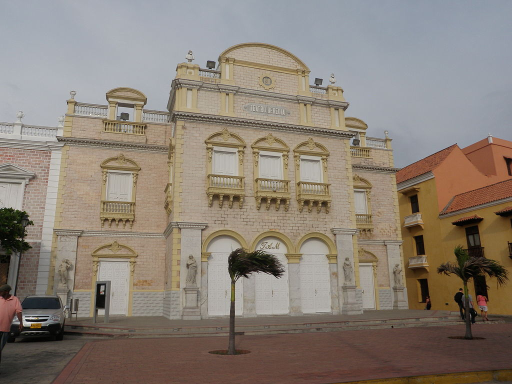 Cartagena -Teatro Heredia