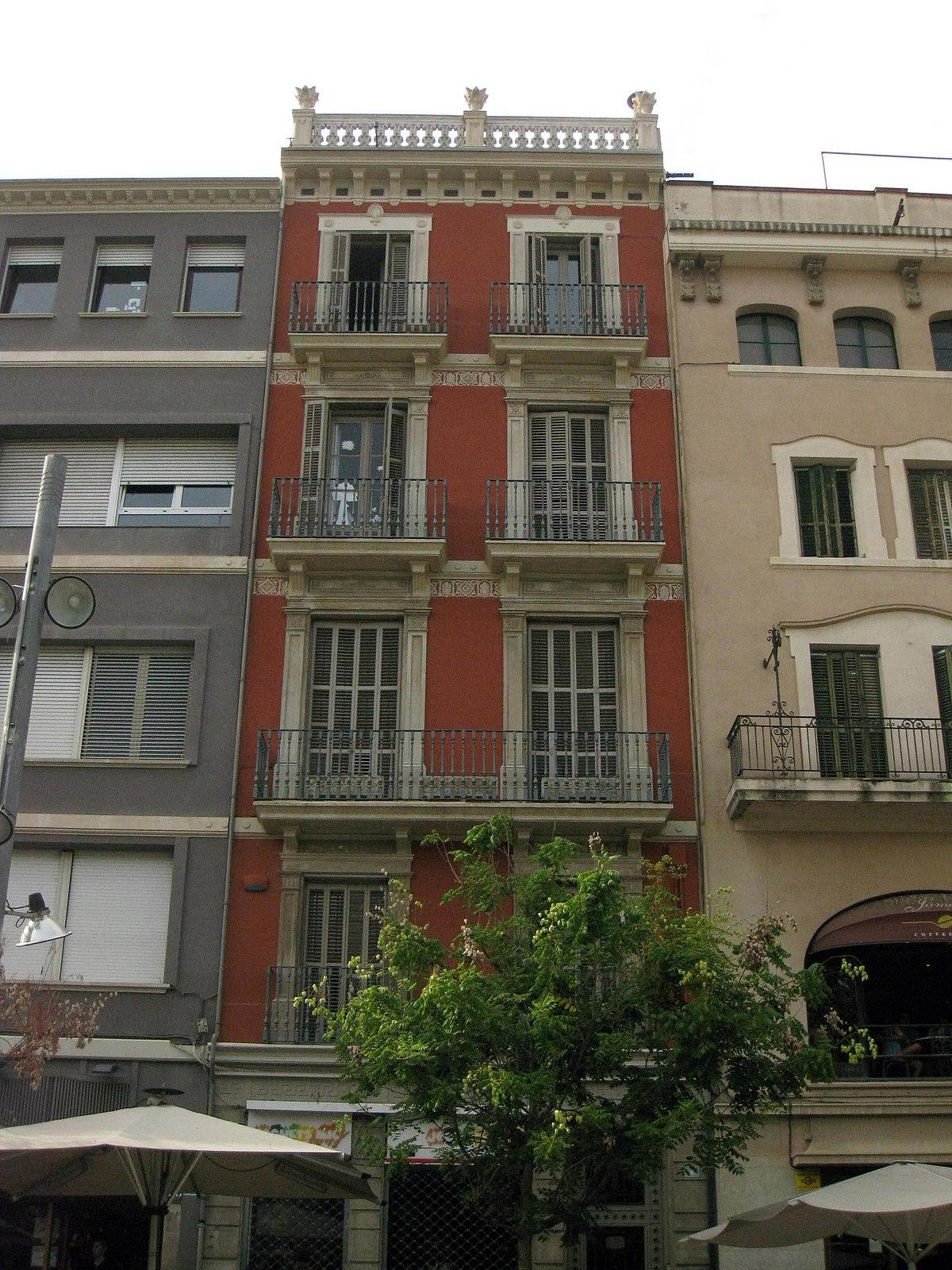 Casa badia terrassa viquip dia l 39 enciclop dia lliure - Casas en terrassa ...