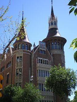 Casa de les punxes wikipedie - Casa de las punxes ...