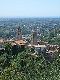Castelforte Comune in Lazio, Italy