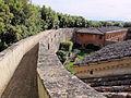 Castello di Belcaro, camminamento delle mura 13.JPG