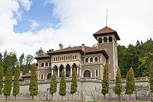 Cantacuzino Castle