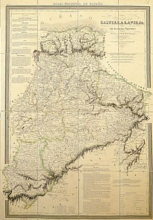 Castilla la Vieja  Wikipedia la enciclopedia libre