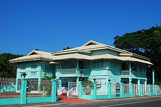 Castillejos - Ramon Magsaysay Ancestral House