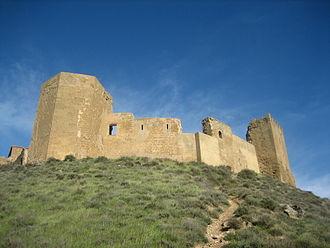 Quicena - Castillo de Montearagón