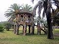 Castillo de Piria. Detalle del jardín..JPG