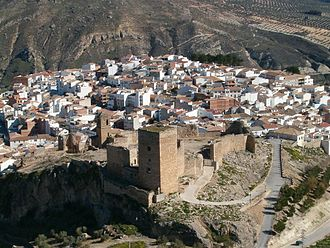La Guardia de Jaén - Castle