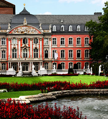 Elector's Palace in Trier (Germany)