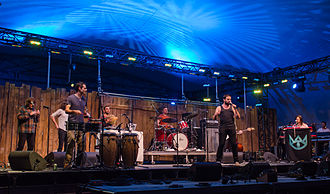 The Cat Empire - Image: Cat Empire FF2013
