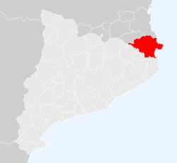 Mapa De Alt Emporda.Alt Emporda Wikipedia