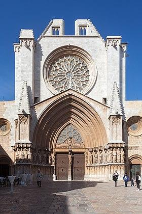 Catedral basílica de Tarragona Portal 35.jpg