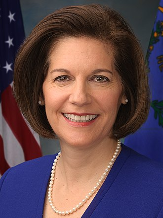 United States congressional delegations from Nevada - Senator Catherine Cortez Masto (D)