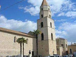 Roman Catholic Diocese of Melfi-Rapolla-Venosa - Co-cathedral in Venosa