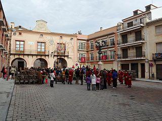 Caudete,  Кастилия — Ла-Манча, Испания