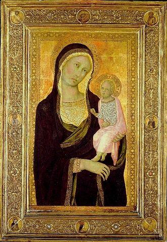 Naddo Ceccarelli - Image: Ceccarelli Vierge 12