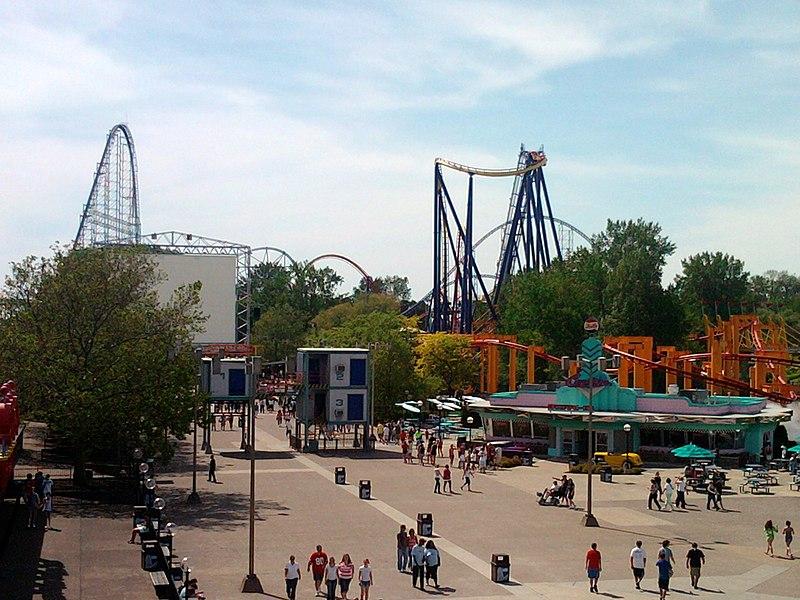 O que fazer em Cedar Point