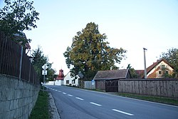Center of Záseka, Netín, Žďár nad Sázavou District.jpg