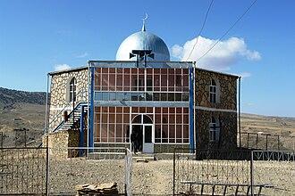 Islam in Turkmenistan - Central Mosque in Kone-Gummez village, Nohur area.
