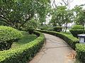 Central Park Kolkata - Walking Track.JPG