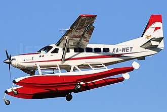 FlyMex - Image: Cessna 208 Caravan, Fly Mex JP7376008