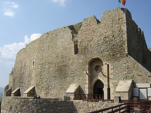 Moldavia - Neamț Citadel in Târgu Neamț