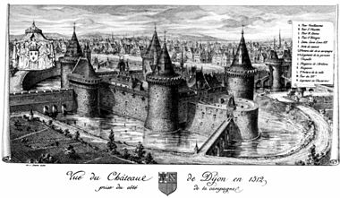 allons au Musée de la vie Bourguignone dans Bourgogne 380px-Ch%C3%A2teau_de_Dijon
