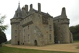 Image illustrative de l'article Château de Kérouzéré