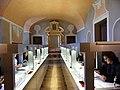 Château de Suze la Rousse - ancienne chapelle - salle de dégustation 01.jpg