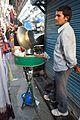 Chaat Vendor - Lower Bazaar - Shimla 2014-05-08 2103.JPG