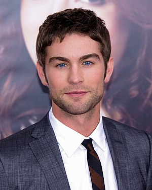 Chace Crawford - Crawford at the premiere What to Expect When You're Expecting in 2012