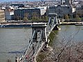 Chain Bridge from Castle Hill, 2013 Budapest (174) (13229164644).jpg