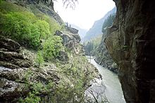Chandrabhaga river through Pangi valley.jpg