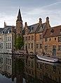 Channels - Bruges, Belgium - panoramio - Sergey Ashmarin.jpg