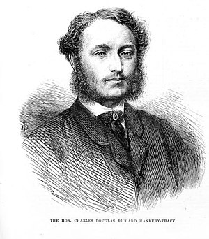 Charles Hanbury-Tracy, 4th Baron Sudeley - Image: Charles Hanbury Tracy