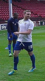 Charlie Lee English association football player