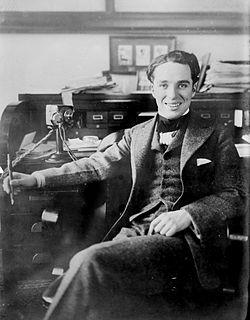 Charlie Chaplin de joven