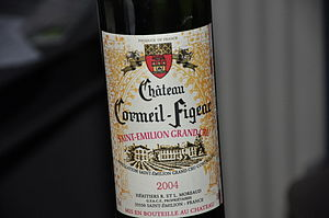 """Chateau Cormeil-Figeac"": a french S..."