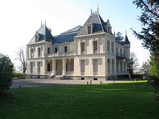 Saint-Béron Commune in Auvergne-Rhône-Alpes, France