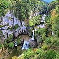 Chaux-des-Crotenay, gorges de la Lemme et cascade de la Billaude.jpg