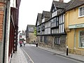 Cheap Street, Sherborne. Looking South - geograph.org.uk - 1501978.jpg