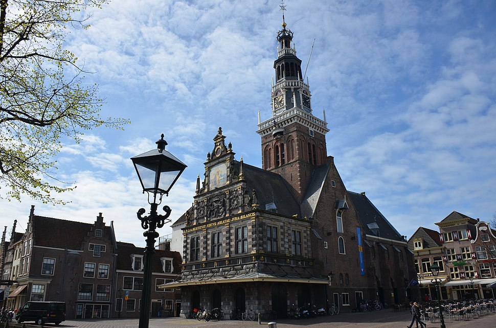 Cheesemuseum in the Alkmaar Waagbuilding 1582 - panoramio