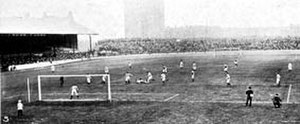 History of Chelsea F.C. - Chelsea beat West Brom at Stamford Bridge in September 1905.