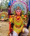 Chhau dancer from Jharkhand.jpg