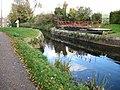 Chichester Canal at Padwick Bridge - geograph.org.uk - 2153957.jpg
