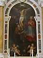 Chiesa della Natività della Beata Vergine Maria, interno (Schiavonia, Este) 09.jpg