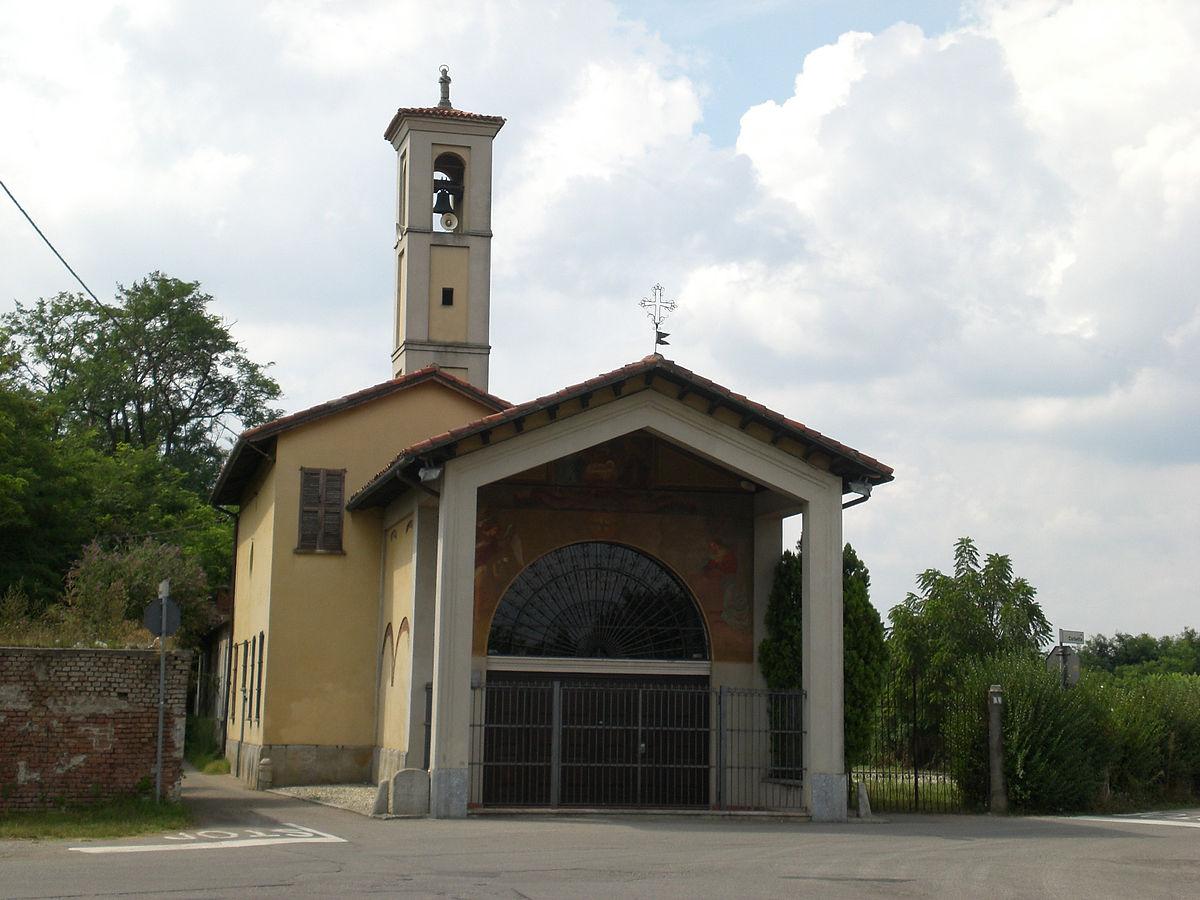 Chiesa di madonna in veroncora wikipedia for Le torri arredamento busto arsizio