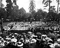 Children's Chorus performing in the Amphitheater, Alaska Yukon Pacific Exposition, Seattle, June 5, 1909 (AYP 216).jpeg