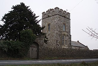 Chilton Polden - Image: Chilton Priory