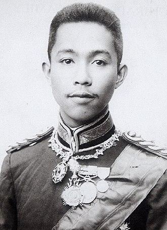 Chirapravati Voradej - HRH Prince of Nakhon Chaisi