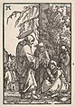 Christ Taking Leave of His Mother, from The Fall and Salvation of Mankind Through the Life and Passion of Christ MET DP832965.jpg